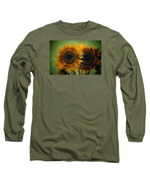 Sunflower 2 Long Sleeve T-Shirt