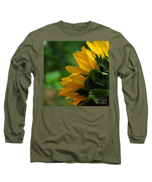 Sunflower Series I Long Sleeve T-Shirt