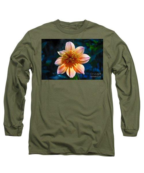 Sunlite Dahlia  Long Sleeve T-Shirt