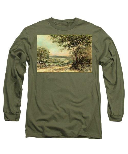 Sunny Bushveld Long Sleeve T-Shirt