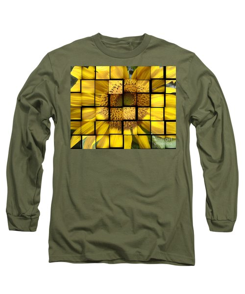 Sunny Composition Long Sleeve T-Shirt