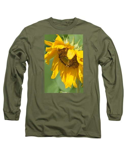 Sunny One Long Sleeve T-Shirt by Teresa Tilley