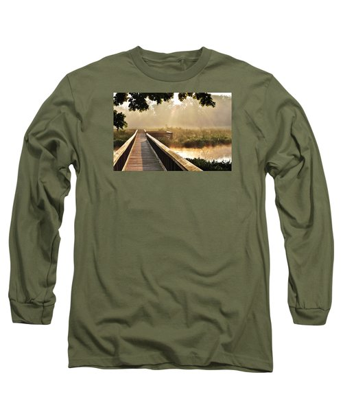 Sunny Walk Long Sleeve T-Shirt