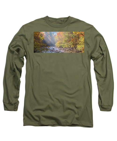 Sunrise At Metcalf Bottoms Long Sleeve T-Shirt