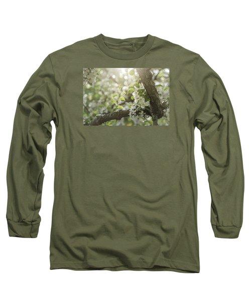 Sunrise Blossoms Long Sleeve T-Shirt