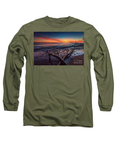 Sunrise Crossing  Long Sleeve T-Shirt