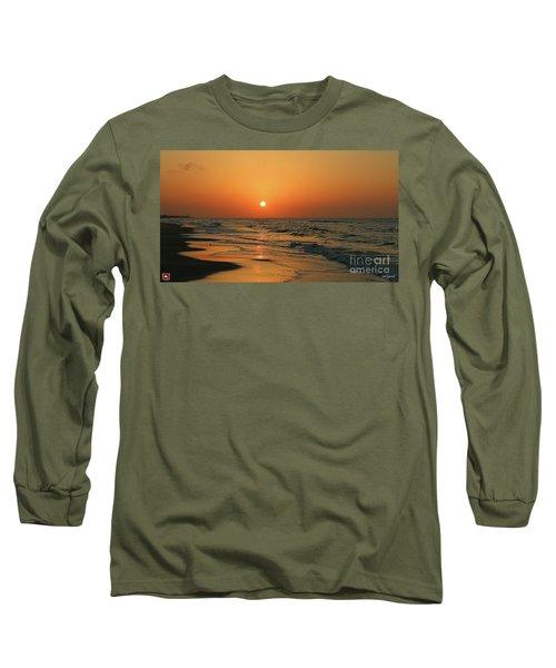 Sunrise Mexico Beach 3 Long Sleeve T-Shirt