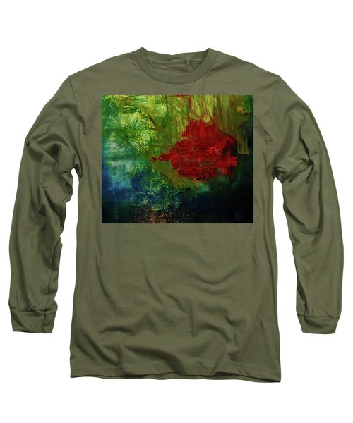 Sunrise On The Marsh Long Sleeve T-Shirt