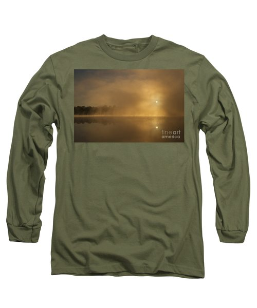 Sunrise Relections Long Sleeve T-Shirt