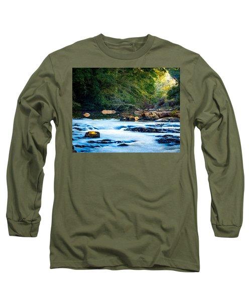 Sunrise River Long Sleeve T-Shirt