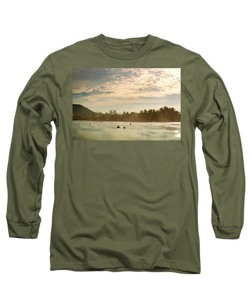 Sunrise Surfers Long Sleeve T-Shirt