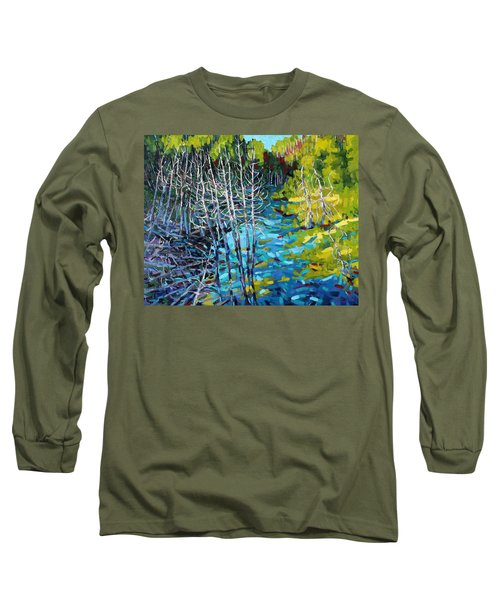 Sunrise Swamp Long Sleeve T-Shirt
