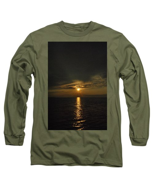 Sun's Reflection Long Sleeve T-Shirt