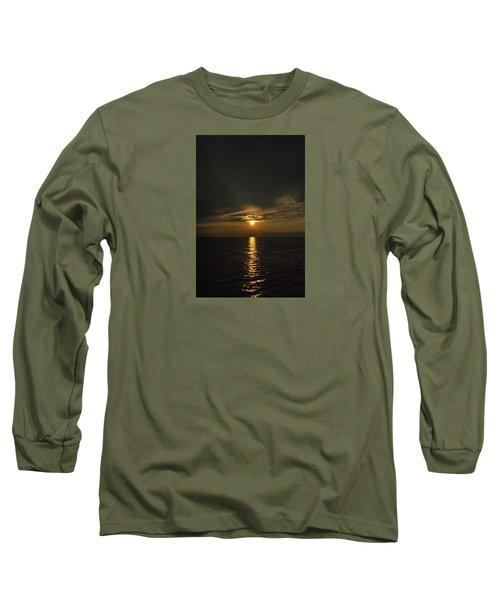 Sun's Reflection Long Sleeve T-Shirt