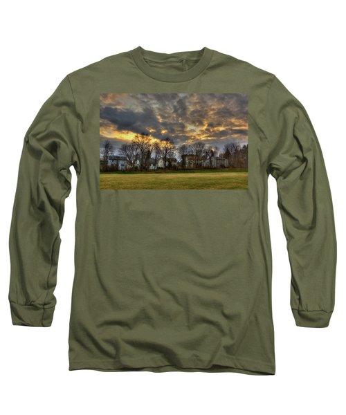 Sunset #9 Long Sleeve T-Shirt