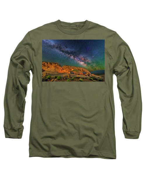 Sunset Arch Long Sleeve T-Shirt