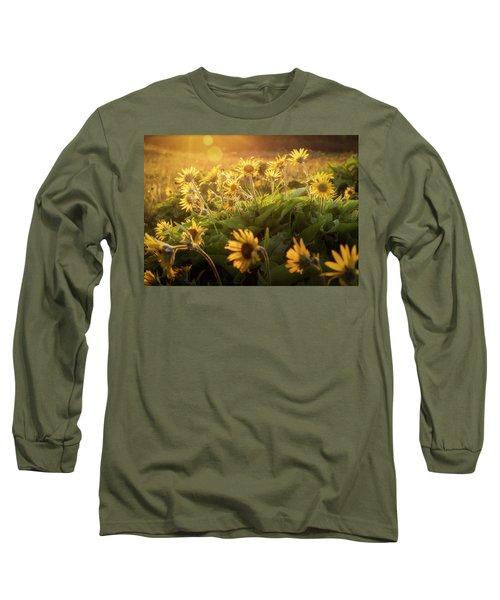 Sunset Balsam Long Sleeve T-Shirt
