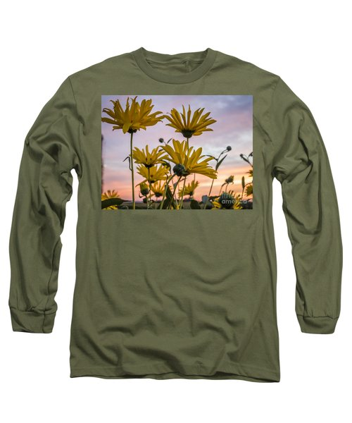 Sunset Delight Long Sleeve T-Shirt