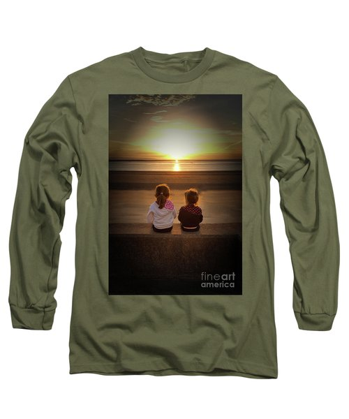 Sunset Sisters Long Sleeve T-Shirt
