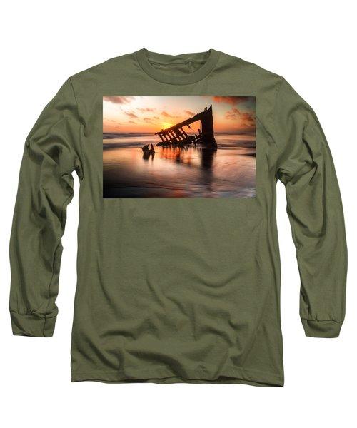 Sunset Glow 0016 Long Sleeve T-Shirt