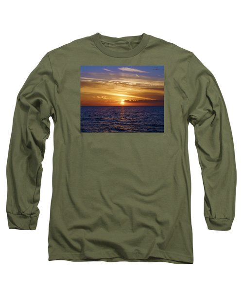 Sunset In Sw Florida Long Sleeve T-Shirt