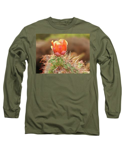 Sunset In The Deserts Long Sleeve T-Shirt
