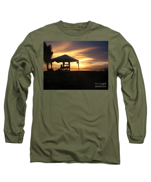Sunset Massage Long Sleeve T-Shirt