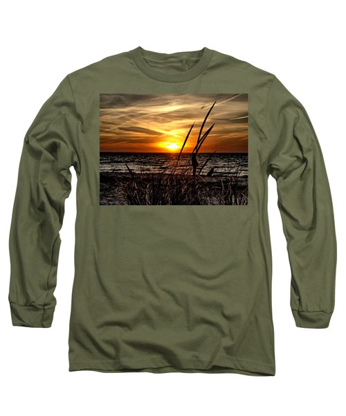 Sunset Walk Long Sleeve T-Shirt