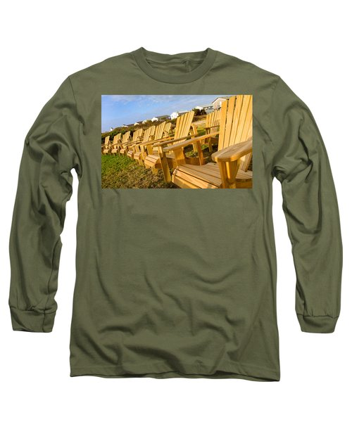 Sunset Watch Long Sleeve T-Shirt