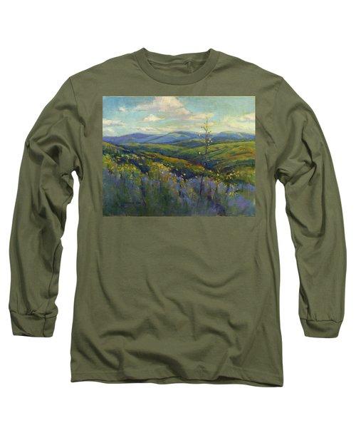 Super Bloom 4 Long Sleeve T-Shirt