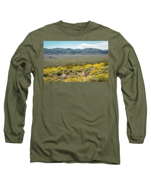 Superbloom Paradise Long Sleeve T-Shirt