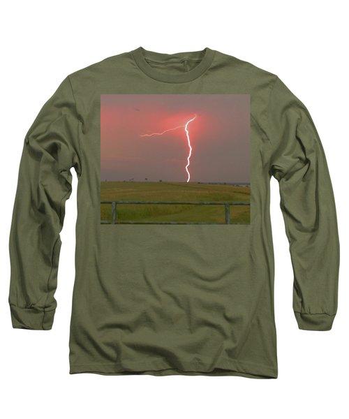 Superbolt On The Prairie Long Sleeve T-Shirt