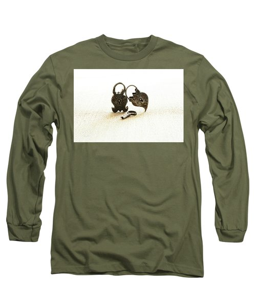 Supported Long Sleeve T-Shirt