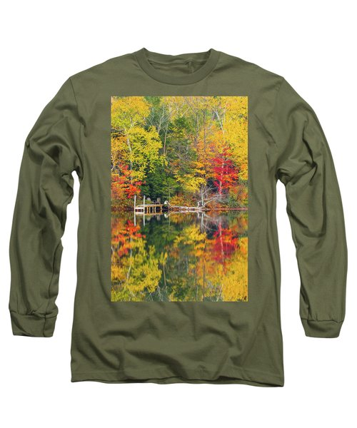 Surrounded Long Sleeve T-Shirt