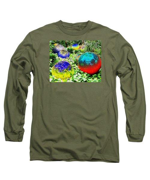 Surrreal Gardens Long Sleeve T-Shirt