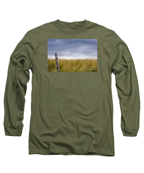 Long Sleeve T-Shirt featuring the photograph That That Same Small Town In Each Of Us by Dana DiPasquale