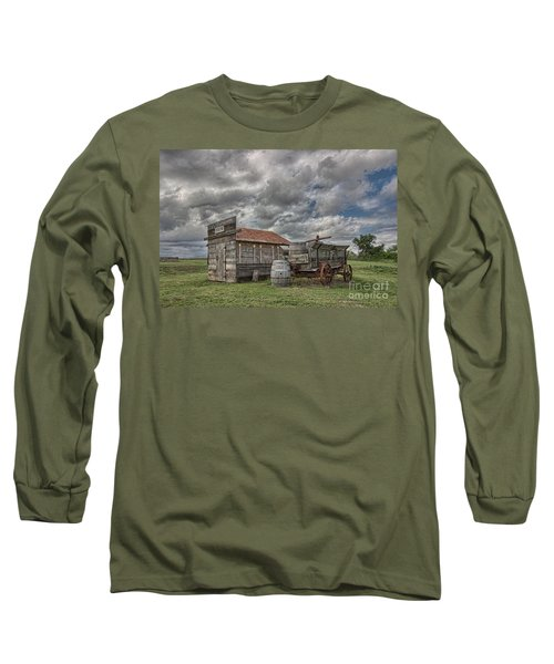 The Sutler's Store Long Sleeve T-Shirt