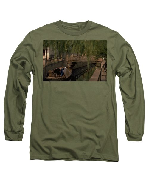 Suzhou Canals Long Sleeve T-Shirt