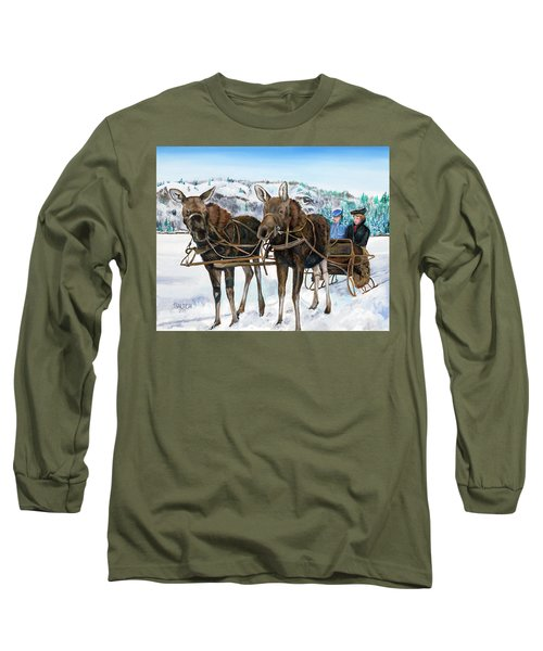 Swamp Donkies Long Sleeve T-Shirt