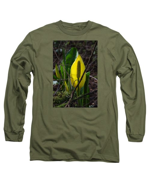 Swamp Lantern Long Sleeve T-Shirt