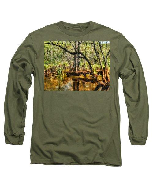Swamp Life II Long Sleeve T-Shirt
