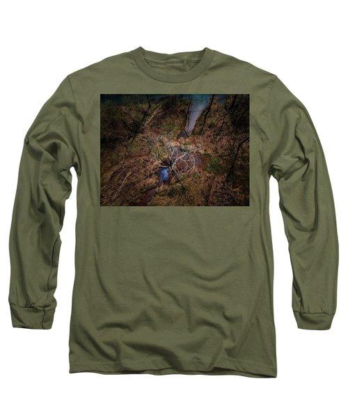 Swamp Tree Long Sleeve T-Shirt