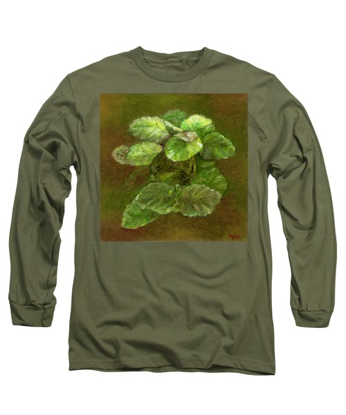 Swedish Ivy Long Sleeve T-Shirt