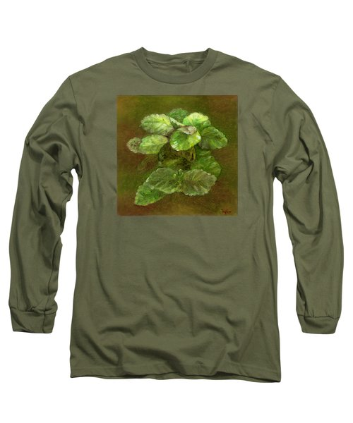 Swedish Ivy Long Sleeve T-Shirt