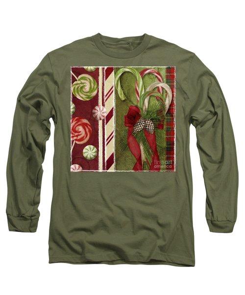 Sweet Holiday I Long Sleeve T-Shirt