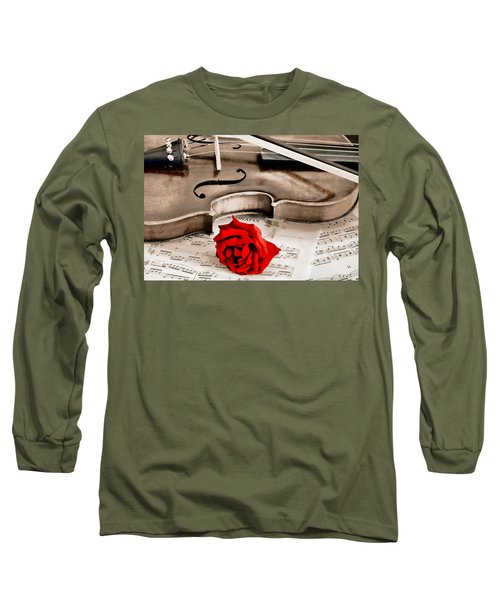 Sweet Music Long Sleeve T-Shirt