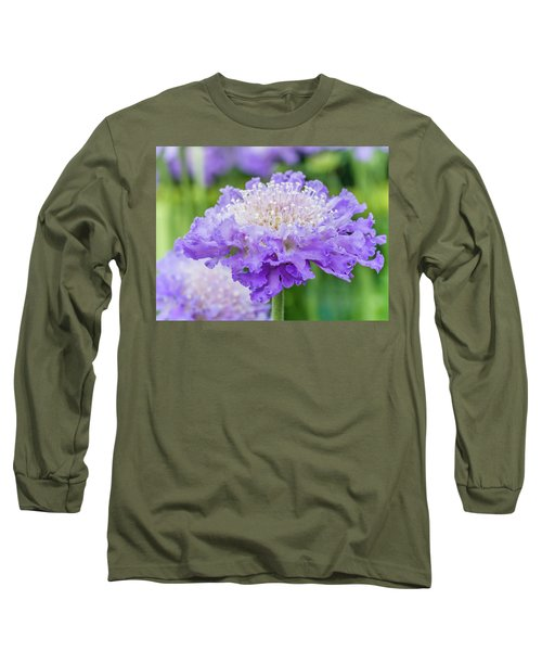 Long Sleeve T-Shirt featuring the photograph Sweet Petal by Nick Bywater