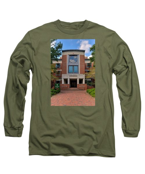 Swem Library Long Sleeve T-Shirt