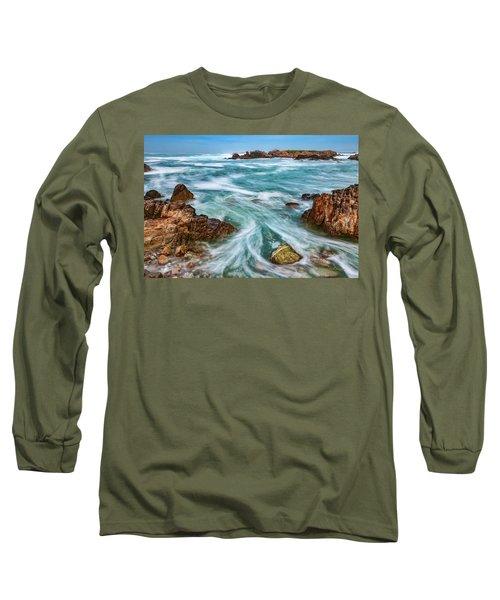 Swept Away Long Sleeve T-Shirt