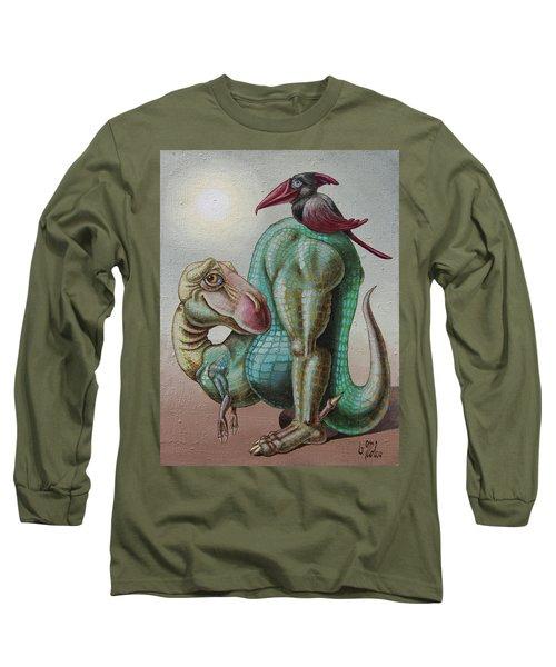 Symbiotics Long Sleeve T-Shirt